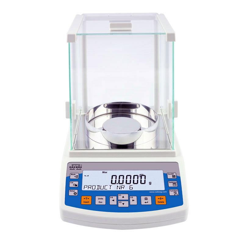 Analitik Terazi - AS60/220R2