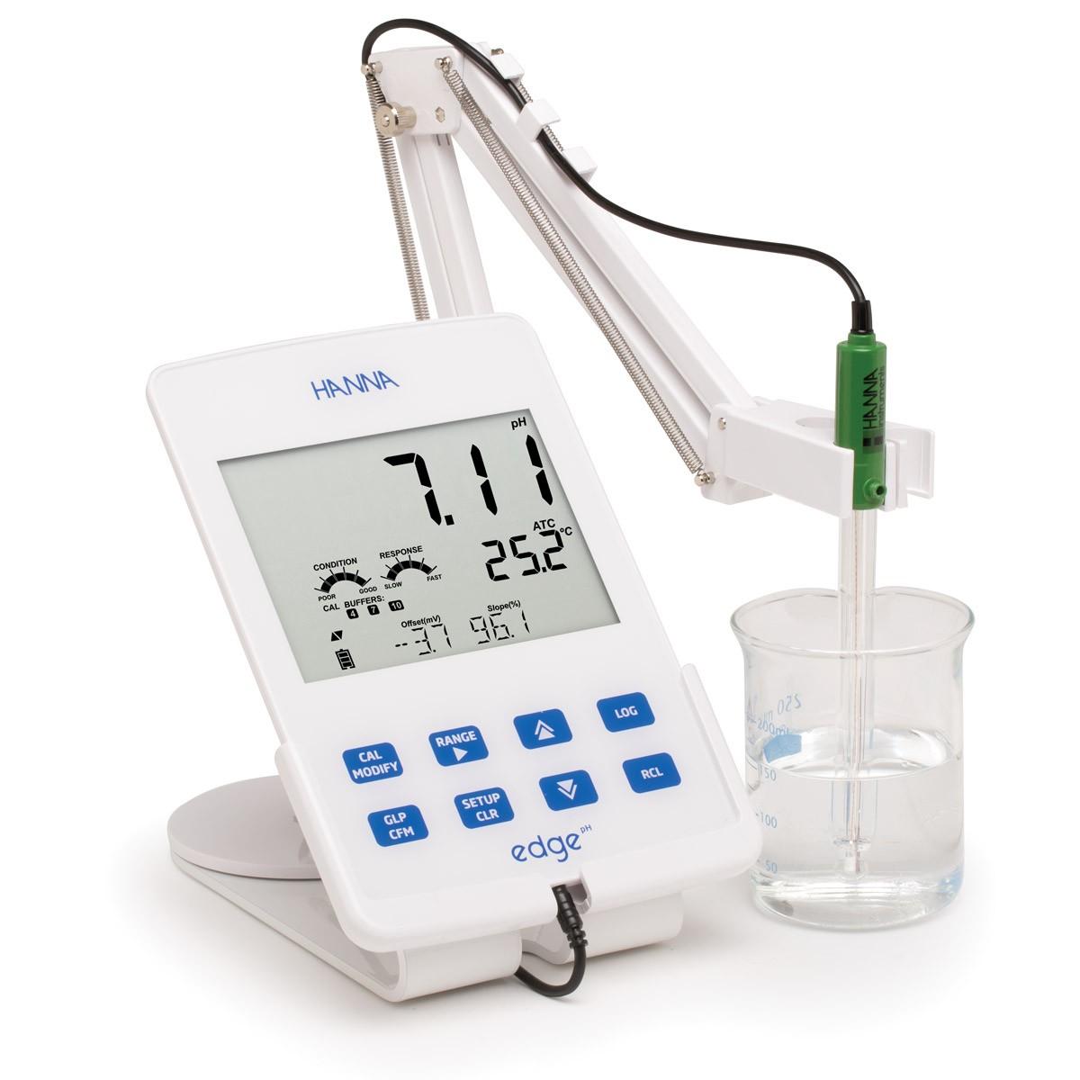 HI2002-02 - edge® Masaüstü pH / ORP Ölçer