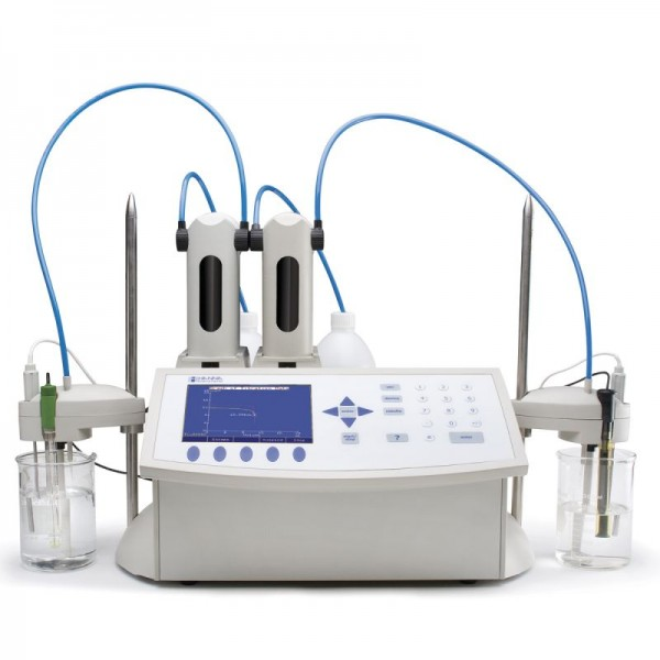 HI902C-Otomatik Potansiyometrik (pH / mV / ISE) Titratör