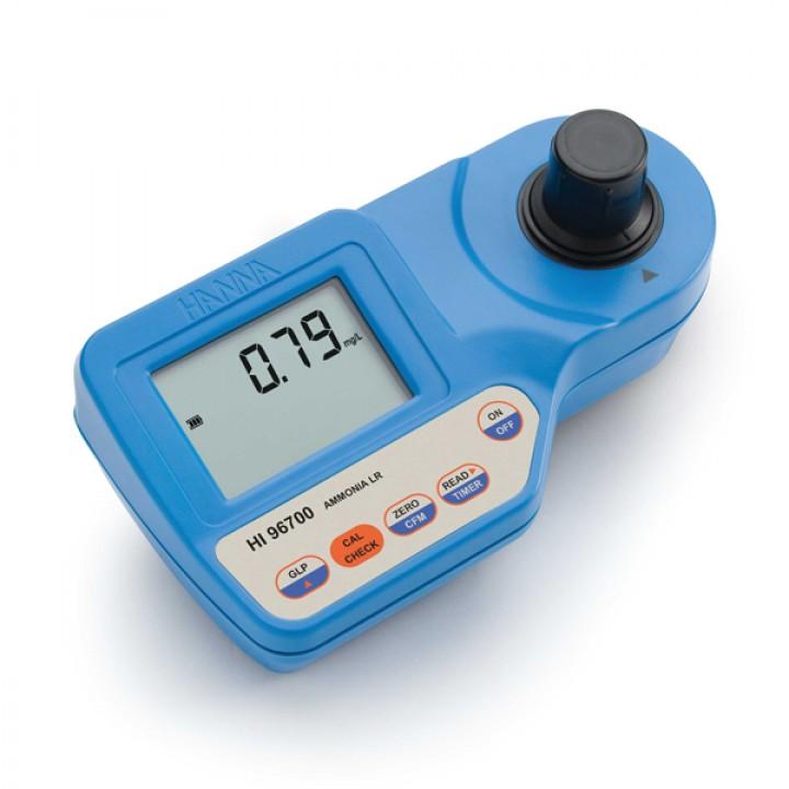 HI96700 - Amonyak Düşük Aralıklı Taşınabilir Fotometre
