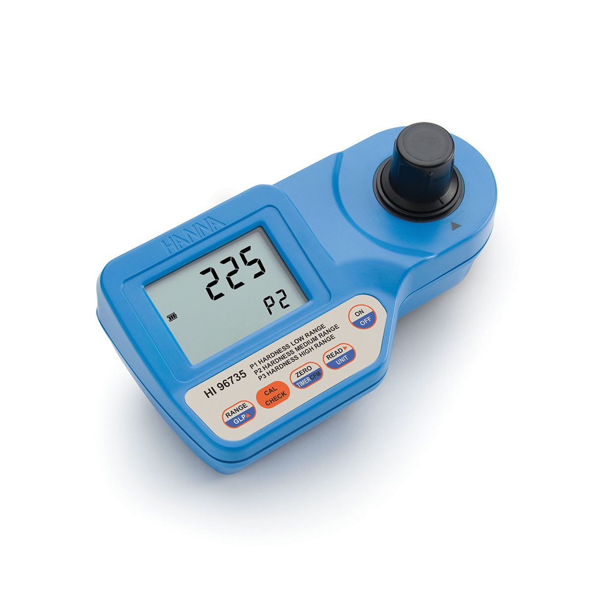 HI96735 - Toplam Sertlik EPA Taşınabilir Fotometre
