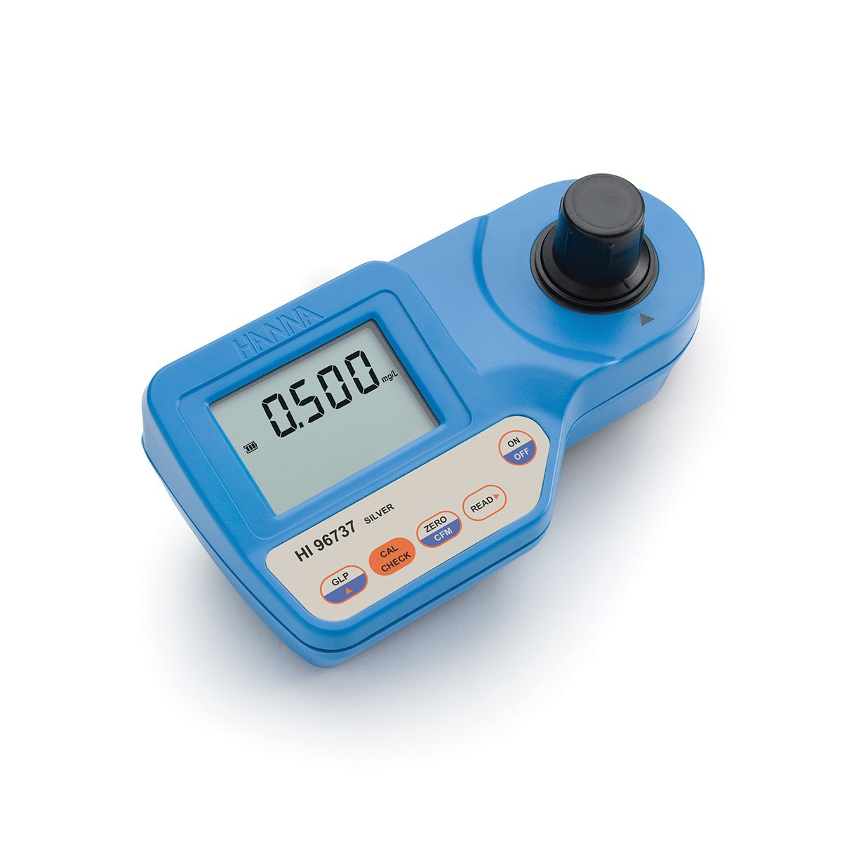 HI96737 - Gümüş Taşınabilir Fotometre