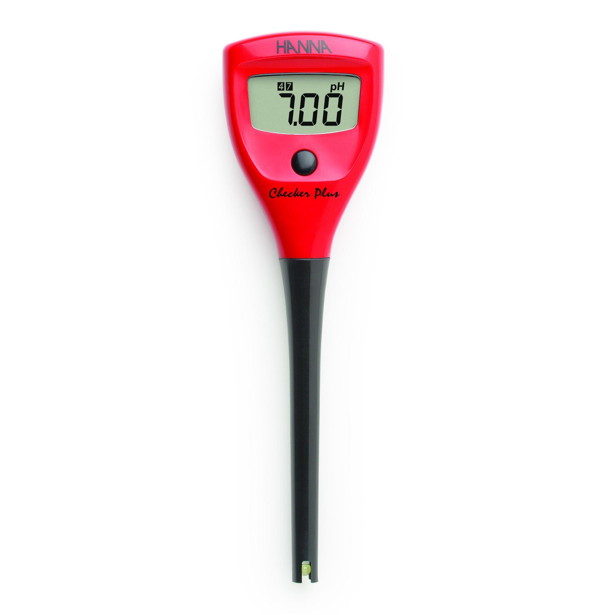 HI98100 - Checker® pH Test Cihazı 0.01 pH Çözünürlüklü