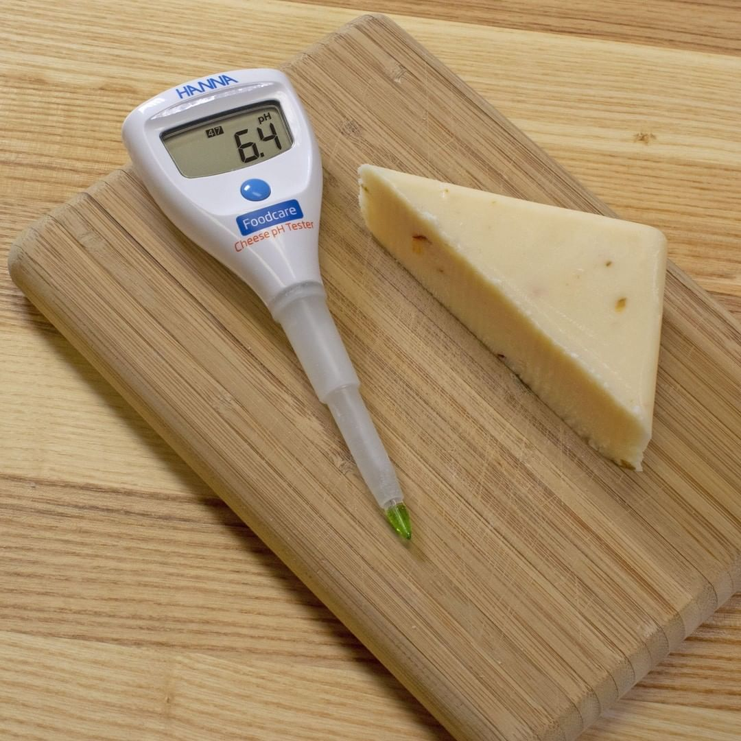 HI981032 - Peynir İçin pH Test Cihazı