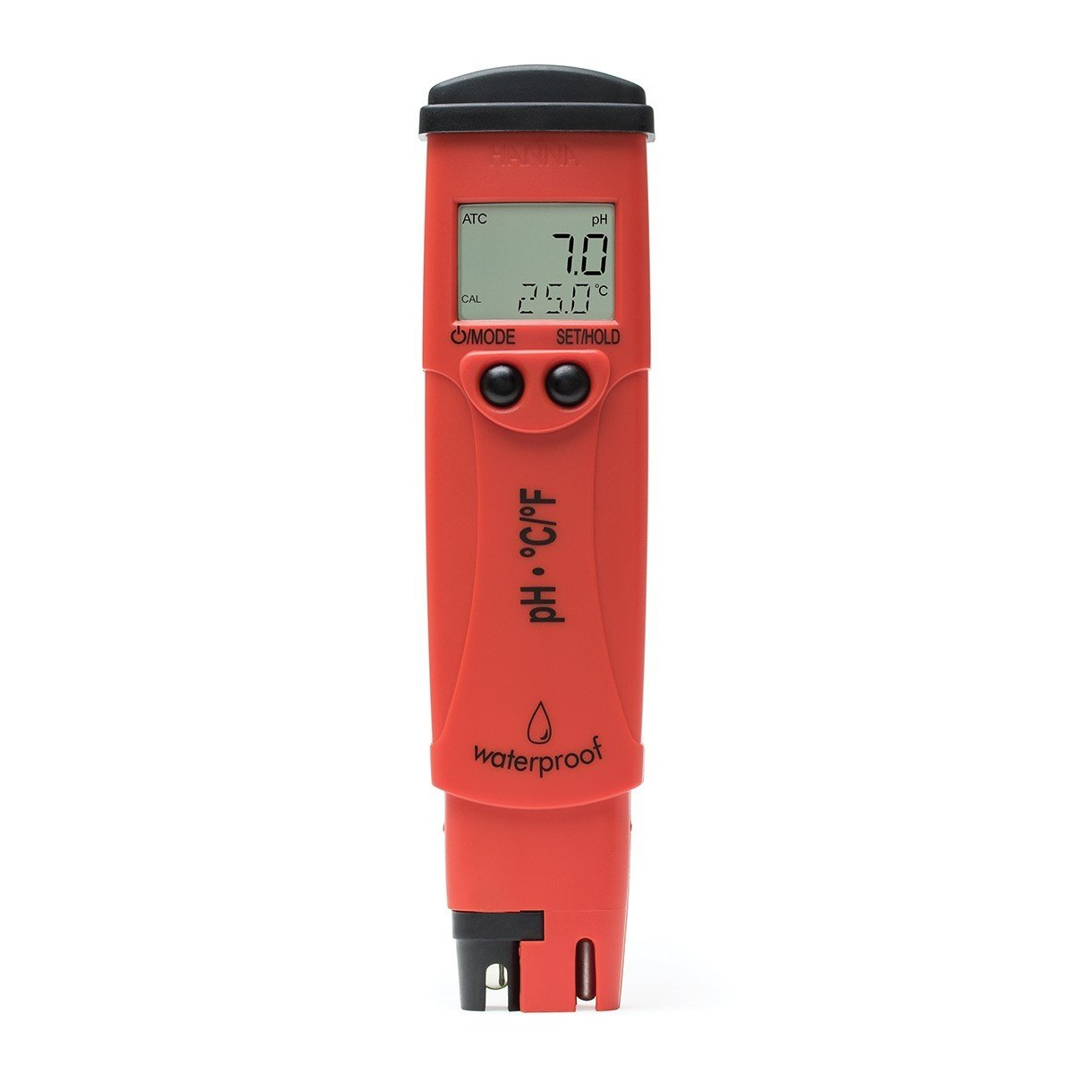 HI98127 0.1 pH Çözünürlüklü pH ve Sıcaklık Test Cihazı - pHep®4