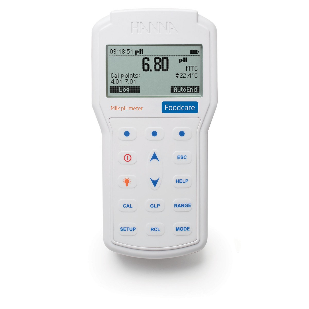 HI98163 - Profesyonel Taşınabilir Et pH Ölçer