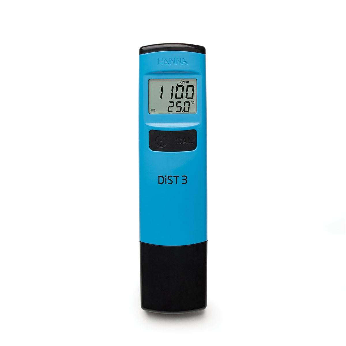 HI98303 - DiST® 3 (0-2000 µS / cm) EC Test Cihazı  Su Geçirmez