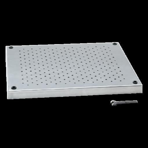 Perforated platform 2000