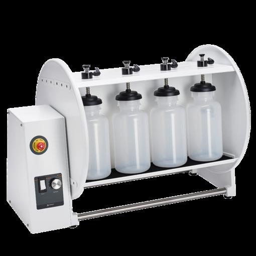 Reax 20 - 4 şişe için (1-16 rpm)