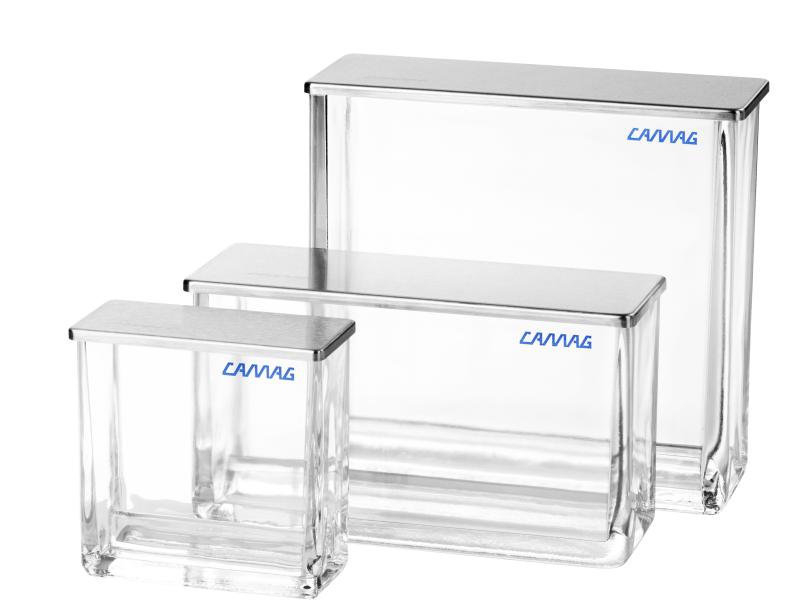 Twin Trough Chamber for  plates 20x10 - Çift Oluklu Tank 20x10 plakalar için